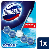 Domestos Ocean Toilet Rim Block 55 g