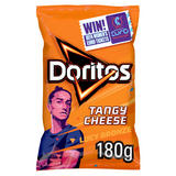 Doritos Tangy Cheese Sharing Tortilla Chips 180g