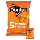 Doritos Tangy Cheese Tortilla Chips 5x30g