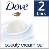 Dove Original Moisturising Beauty Cream Bar 100 g x 2