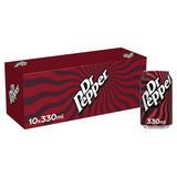 Dr Pepper 10 x 330ml
