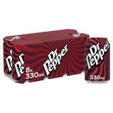 Dr Pepper 8 x 330ml