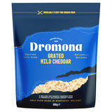 Dromona Grated Mild Cheddar 200g