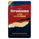 Dromona Sliced Medium Cheddar 160g