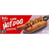 Ed's Diner Microwavable Classic Hot Dog 228g