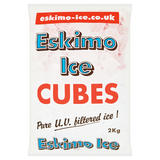 Eskimo Ice Cubes 2kg