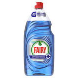 Fairy Antibacterial Washing Up Liquid Eucalyptus 900 ml