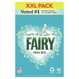Fairy Non Bio Washing Powder 4.875KG, 75 Washes