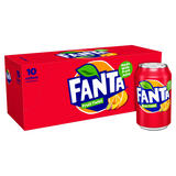 Fanta Fruit Twist 10 x 330ml