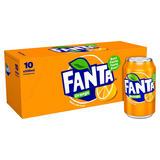 Fanta Orange 10 x 330ml
