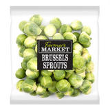 Farmers Market Brussels Sprouts 500g
