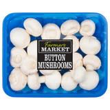 Farmer's Market Button Mushrooms 125g