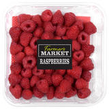 Farmer's Market Raspberries 150g