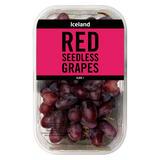 Farmer's Market Seedless Red Grapes 400g