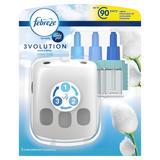 Febreze 3Volution Air Freshener Plug-In Starter Kit Cotton Fresh 20ml