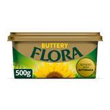 Flora Buttery 500g