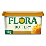 Flora Buttery Spread 1kg