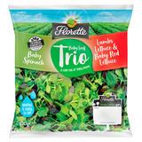 Florette Baby Leaf Trio 100g