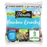 Florette Rainbow Crunchy 125g