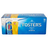 Foster's Lager Beer 18 x 440ml Cans