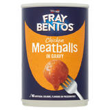 Fray Bentos Chicken Meatballs in Gravy 380g