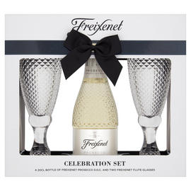 Freixenet Celebration Set £10 @ Iceland