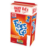 Fries to Go Crispy Fries in Minutes 2 x 90g