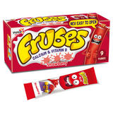 Frubes Strawberry Flavour Yogurt Tubes 9 x 37g (333g)