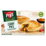 Fry's 2 Plant-Based Curry Pies 350g