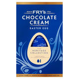 Fry's Cream Easter Egg with Chocolate Bar 159g