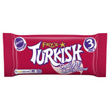 Fry's Turkish Delight Cherry Flavour 3 Pack 153g