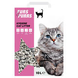 Furs & Purrs Hygiene Cat Litter 10L