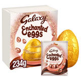 Galaxy Enchanted Eggs Chocolate Large Easter Egg 234g