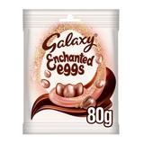 Galaxy Enchanted Eggs Easter Chocolate Bag 80g