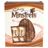 Galaxy Minstrels Chocolate Large Easter Egg 262g