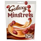 Galaxy Minstrels Chocolate Pouch Bag 125g