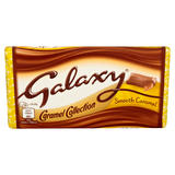 Galaxy Smooth Caramel Chocolate Block 135g