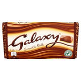 Galaxy Smooth Milk Chocolate Bar 110g
