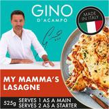 Gino D'Acampo My Mamma's Lasagne 525g