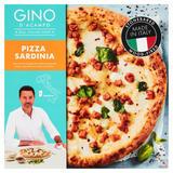 Gino d'Acampo Pizza Sardinia 437g