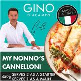 Gino My Nonno's Cannelloni 450g