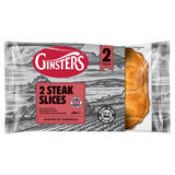 Ginsters 2 Steak Slices 210g