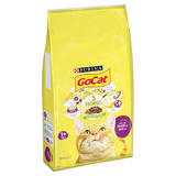 GO-CAT with Chicken and Duck Dry Cat Food 10kg