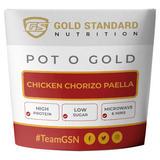 Gold Standard Nutrition Pot O Gold Chicken & Chorizo Paella 350g