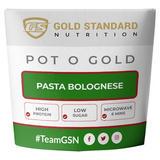 Gold Standard Nutrition Pot O Gold Pasta Bolognese 350g
