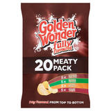 Golden Wonder Fully Flavoured Meaty Pack 20 x 25g