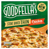 Goodfella's Stone Baked Thin Chicken with a Herb Dressing 365g