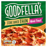 Goodfella's Stone Baked Thin Meat Feast 345g