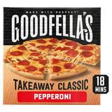 Goodfella's Takeaway Classic Fully-Loaded Pepperoni 524g