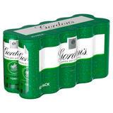 Gordon's Gin & Tonic Ready to Drink 10 X 250ml